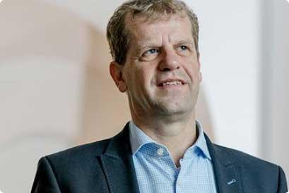 IMST Vorstand Bernd Wachter
