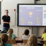 Zufriedenheit mit Distanzunterricht Engagement Lehrer